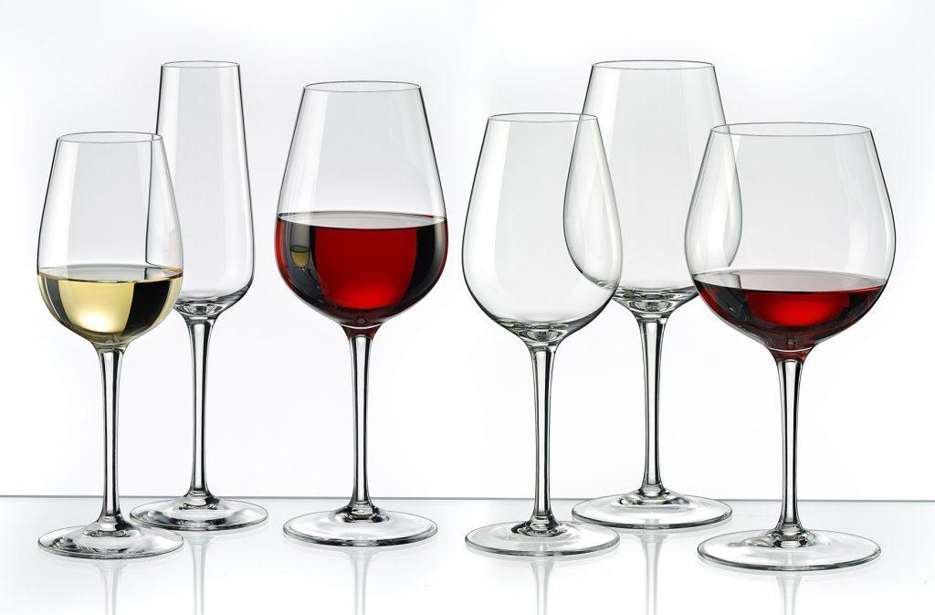 Какие бывают винные бокалы?