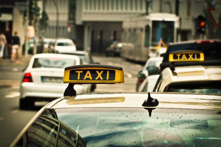 автомобиль для такси