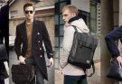 Какие сейчас модные мужские сумки?
