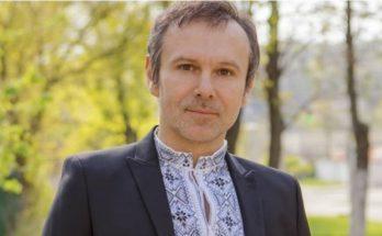 Святослав Вакарчук впервые показал взрослую дочь