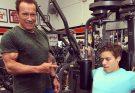 Внебрачный сын Арнольда Шварценеггера стал бодибилдером