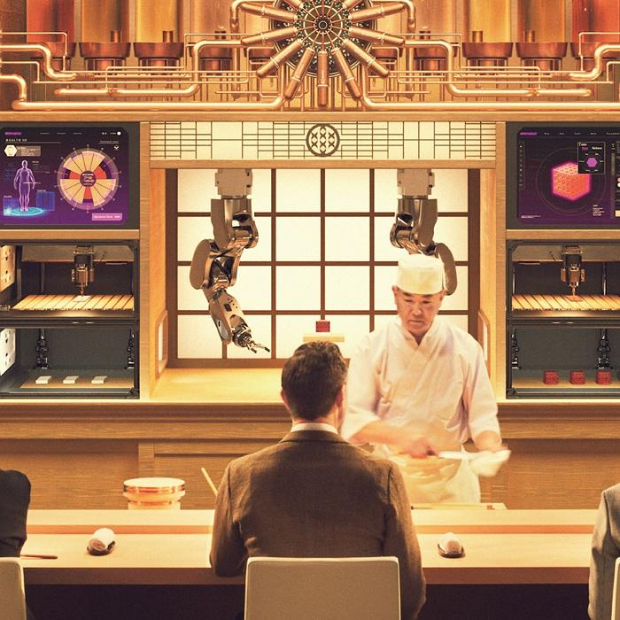 Как есть суши правильно? Правила этикета в Японии