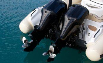 Выбираем двигатель для лодки