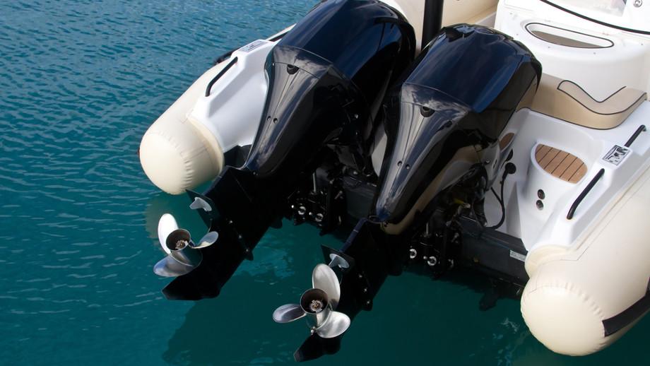 двигатель для лодки