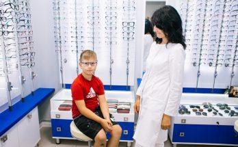 Детская офтальмология: причины и время посещения
