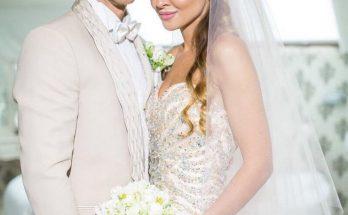 Влад Яма трогательно поздравил жену с годовщиной свадьбы