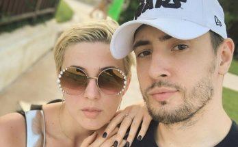 Скандальная певица MARUV показала редкий кадр с супругом
