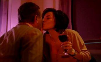Надя Мейхер прокомментировала поцелуи с Юрием Горбуновым