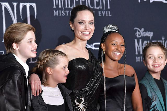 Дочь Анджелины Джоли выпустила коллекцию ювелирных украшений