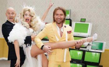 Оля Полякова, Потап и Олег Винник записали совместную песню