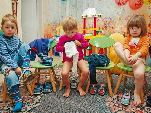 Как модно и практично одеть ребенка в детский сад?