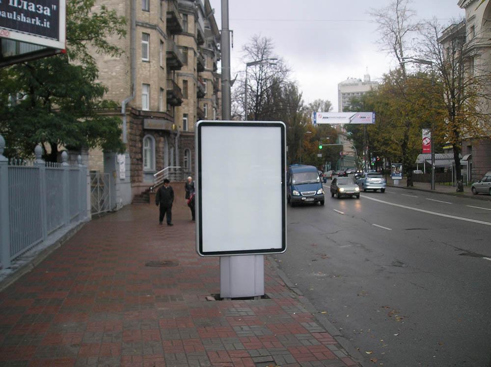 Размещение рекламы на ситилайтах
