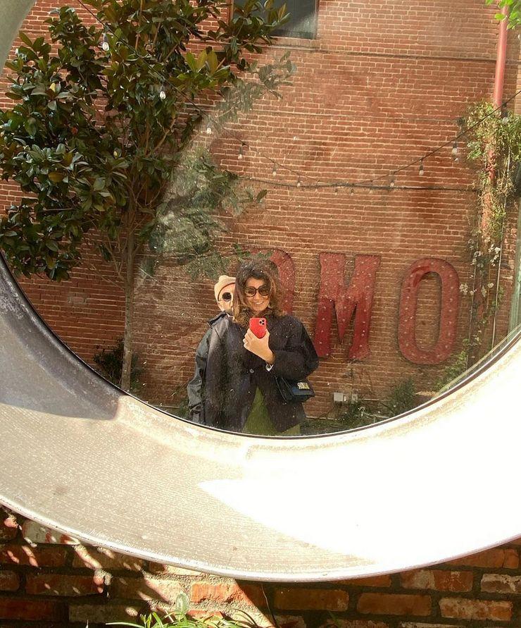 Музыкант Дмитрий Монатик порадовал поклонников фото с супругой