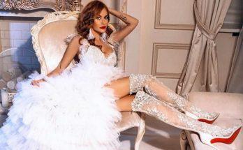 Певица Слава Каминская показала кольцо на безымянном пальце