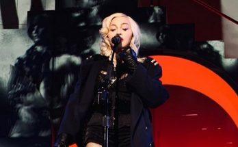 61-летняя Мадонна встречается с 26-летним танцором