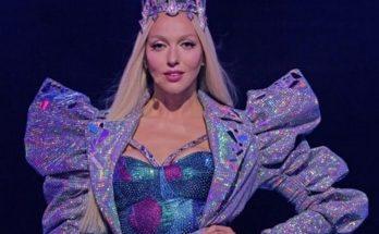 Певица Ольга Полякова попала в больницу
