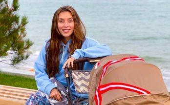 Украинская ведущая Регина Тодоренко показала лицо своего первенца