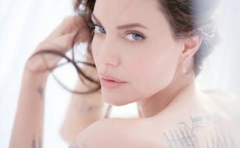 Правила ухода за собой от Анджелины Джоли