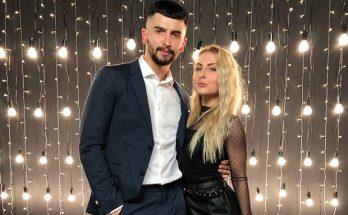 Хореограф Дмитрий Жук поделился чувственными фотографиями со своей женой