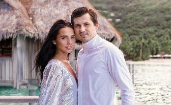 Евгений Кот поделился чувственными фотографиями со своей женой
