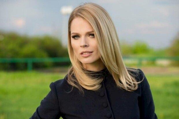 Длинноногая красотка: Ольга Фреймут опубликовала совместное фото с супругом
