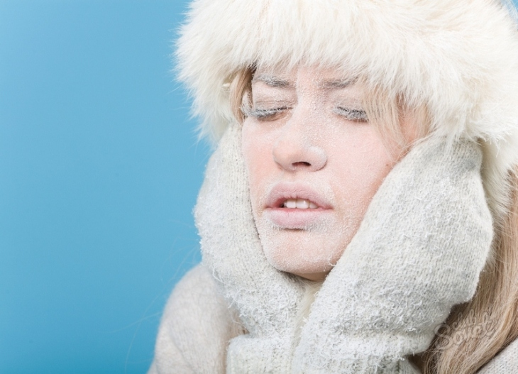 Здоровье кожи: правила ухода за кожей лица и рук в зимний период года