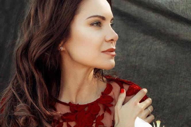 Лилия Подкопаева похвасталась шикарной фигурой спустя три месяца после родов