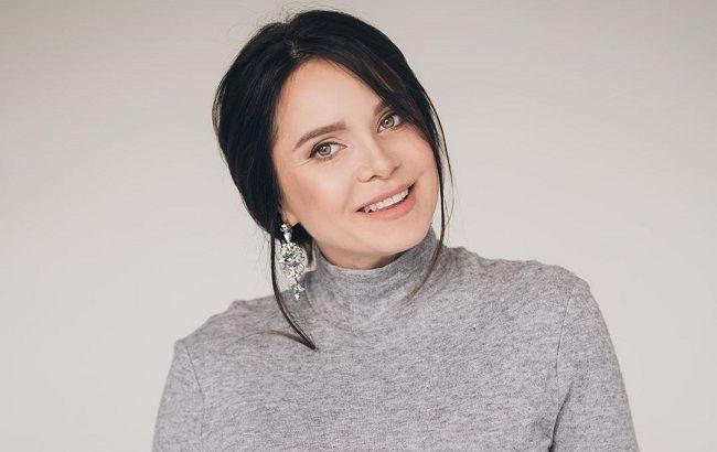 Лилия Подкопаева рассказала, как они с мужем назвали двухмесячную малышку