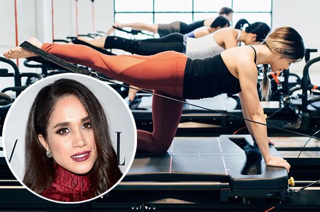 Lagree Fitness: спорт, который обожают Меган Маркл и Ким Кардашьян