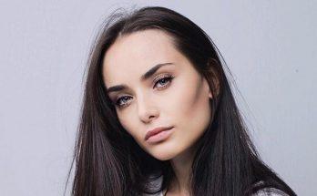 Ксения Мишина снялась в фотосессии для бренда украинской одежды