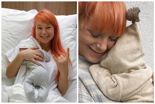 Светлана Тарабарова поделилась трогательным семейным видео с мужем и годовалым сыном