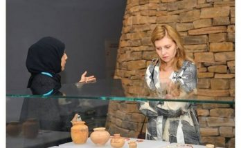 Елена Зеленская пришла на официальное мероприятие в шлепанцах