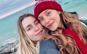 Украинская ведущая Регина Тодоренко показала свою сестру из Одессы