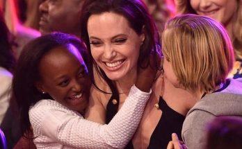 У Анджелины Джоли снова уменьшился вес