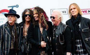 Группа Aerosmith попала в скандал