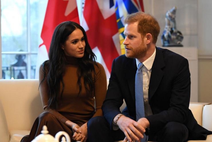 Меган Маркл и принц Гарри вновь оказались в центре скандала