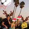 Дэвид и Виктория Бекхэм порадовали поклонников праздничными фото