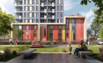 Обзор однокомнатных квартир в новом жилом комплексе HAPPY HOUSE