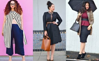 Мода plus-size: весенние тренды