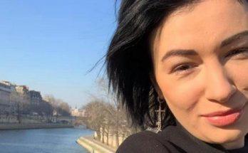 Певица Анастасия Приходько поделилась редким кадром с супругом