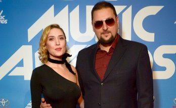 Алена Винницкая отреагировала на слухи о разводе с Сергеем Большим