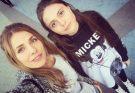 Актриса Антонина Паперная опубликовала кадры со своей младшей сестрой