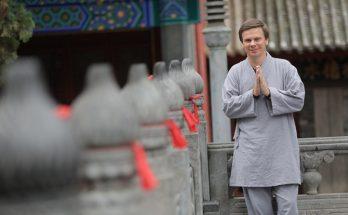 Дмитрий Комаров во время экспедиции в Китай изрядно скинул вес