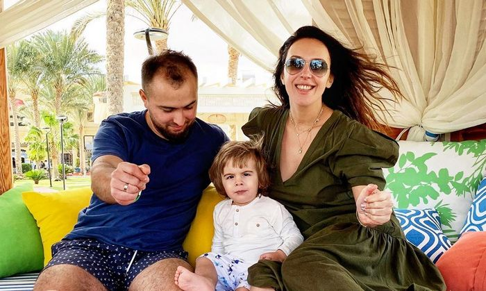 Джамала поделилась трогательными семейными кадрами с жаркого Египта