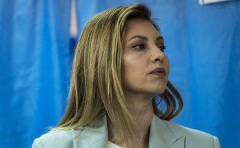 Елена Зеленская выразила соболезнования семьям погибших в авиакатастрофе в Иране