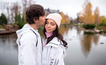 Евгений Кот с супругой поделились семейными фотографиями с новой фотосессии
