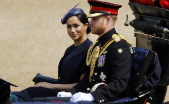 Герцоги Сассекские готовились сложить королевские обязанности еще летом 2019