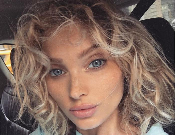Ангел Victoria's Secret Эльза Хоск