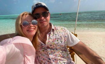 Лилия Ребрик очаровала поклонников романтическими кадрами с мужем