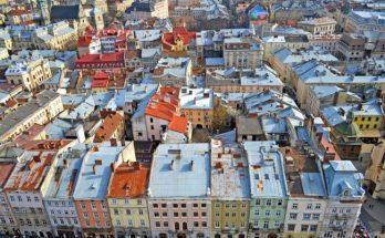 Романтичные места Украины, куда можно поехать на День влюбленных
